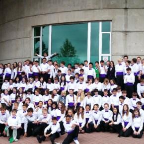 Come! Behold! Enjoy! Washington Middle School plays Washington Hall