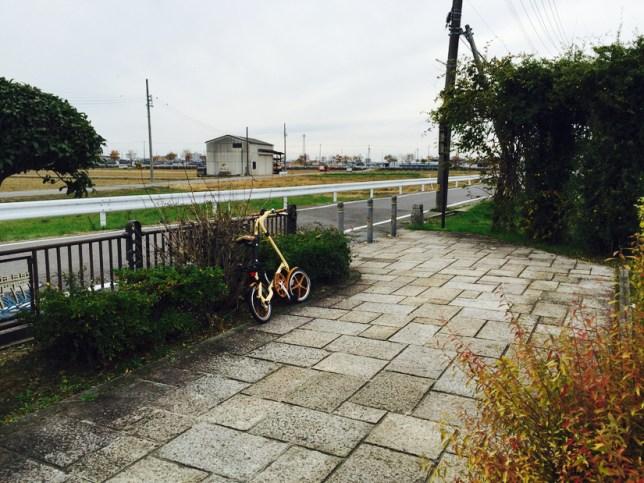 西高根用水自転車道|安城市