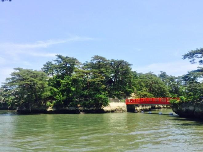日本三景松島 雄島