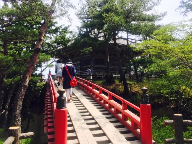 日本三景松島 五大堂
