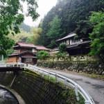 福岡県宮若市にある日吉庵は山里にあるお蕎麦屋さん