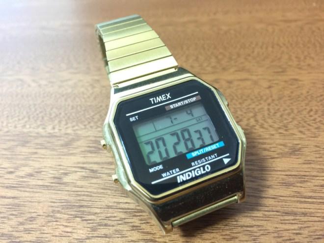 TIMEX   CLASSIC DIGITAL