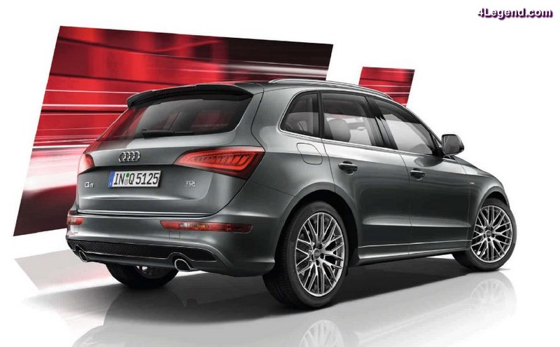 audi q5 s line competition plus une nouvelle finition sportive et l gante. Black Bedroom Furniture Sets. Home Design Ideas
