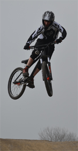4 Motion Darlington BMXer