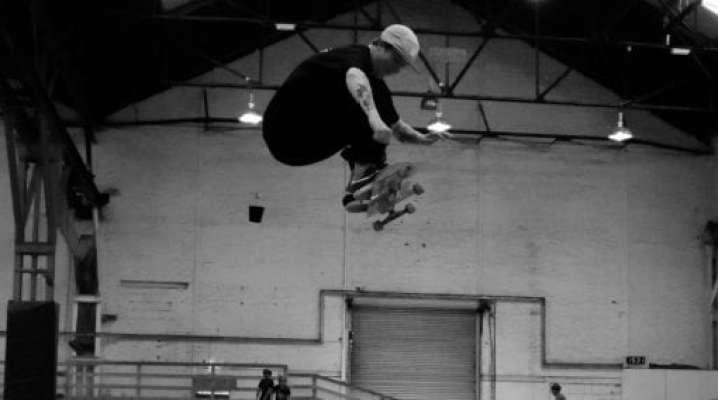 skate boarding 4motion darlington