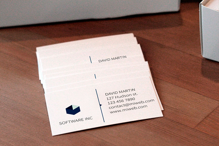 Cheap Business Cards of All Sizes 4OVER4COM