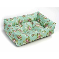 Chilli Dog Victoria Rose Florida Keys Floral Dog Bed ...