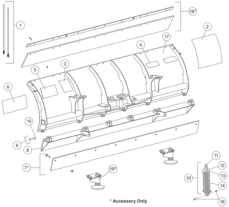 fisher snow plow parts diagrams
