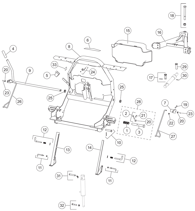 fisher plow parts
