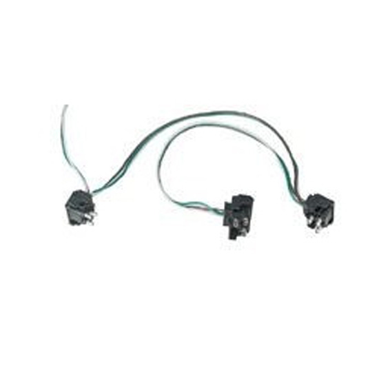 3 prong wire harness
