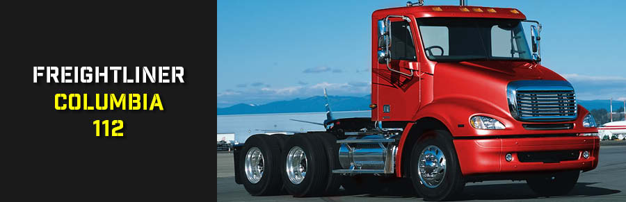 Freightliner Columbia 112 Parts 4 State Trucks