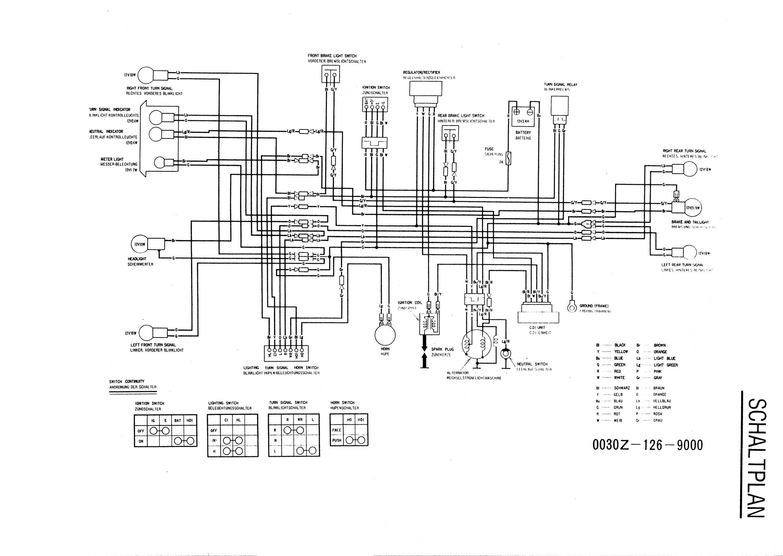 ledningsdiagram 12v