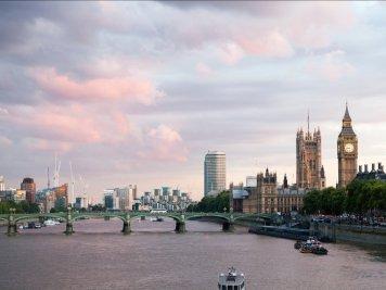 13. London, England: $750