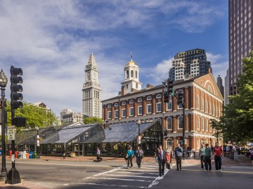 Boston - Visit the ghosts of Beantown on a Haunted Boston Ghost Tour, and hear the city's darkest tales of murder and revenge