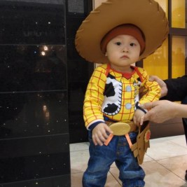 "Woody from ""Toy Story"""