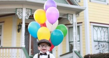 "Carl from the movie ""UP"""