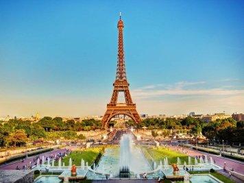 6. Paris, France: $890