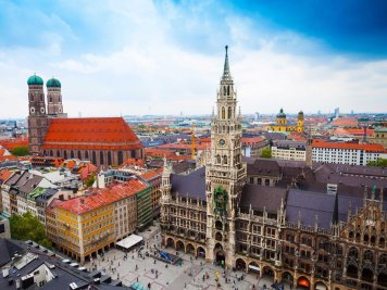 7. Munich, Germany: $830