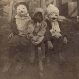 Vintage Halloween Costumes, 1900s-20s (2)