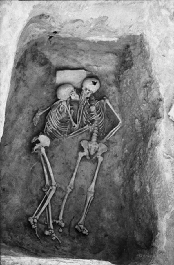 Hasanlu Lovers And Their 2800 Years Old Kiss
