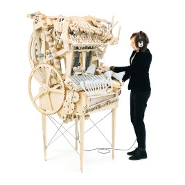 Wintergatan Marble Machine_and_Martin_2
