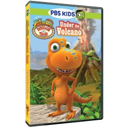 Dinosaur Train: Under The Volcano DVD Release