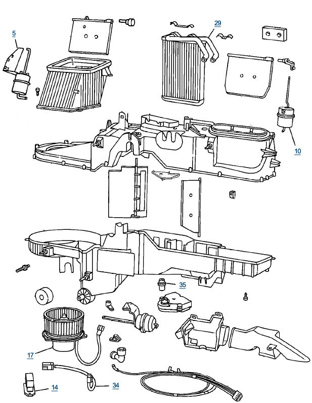 1997 Jeep Wrangler Parts Diagram Online Wiring Diagram