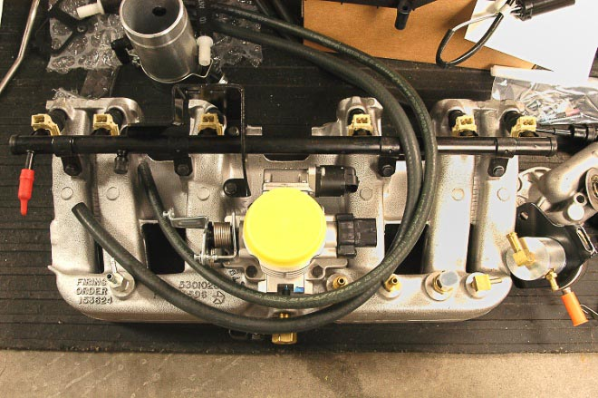 Moses Ludel\u0027s 4WD Mechanix Magazine - How-to Tuning the Fuel