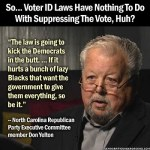 The Fraud Behind Voter ID Laws