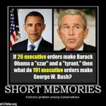 presidential executive orders_Obama vs. Bush_comparison