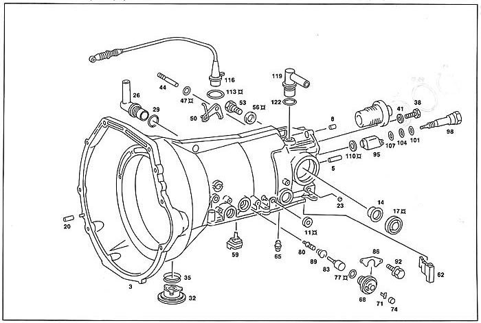 mercedes benz parts manual