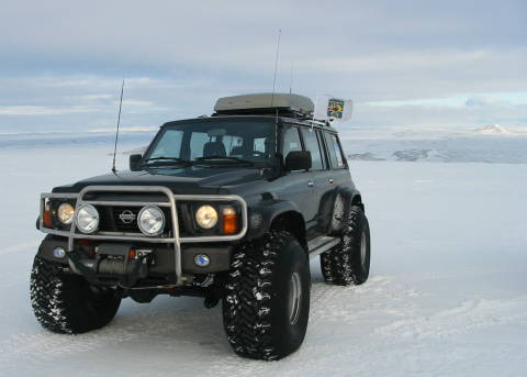 Nissan Patrol 1993 44 Inch Modification Gt 4x4 Off Roads