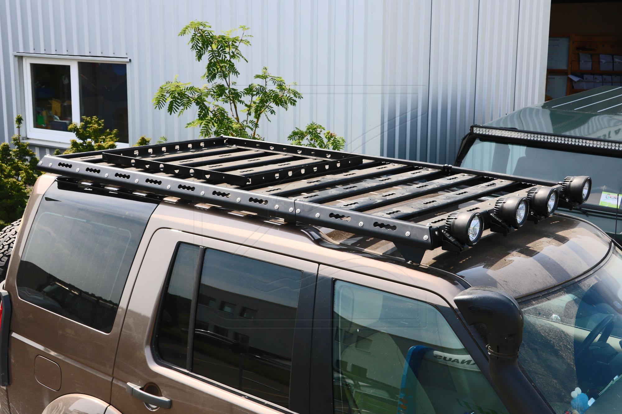 Cargobear Discovery Roof Rack 3 4 4x4overlander