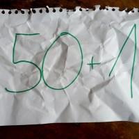 Papiertiger 50+1-Regel