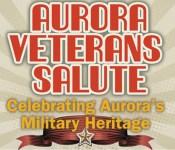 Aurora Veterans Salute Banner