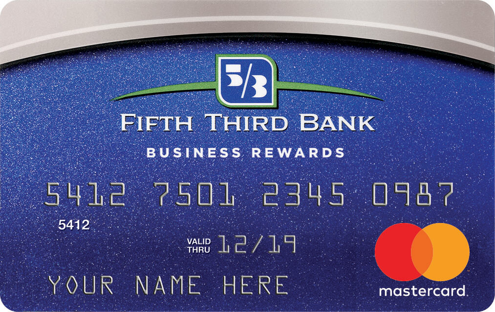 Business Credit Card Solutions Fifth Third Bank