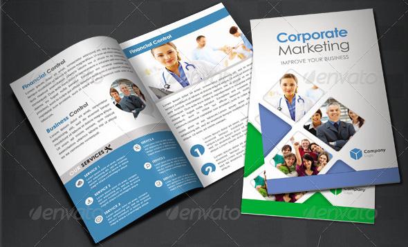 25 Best Brochure Design Templates - 56pixels