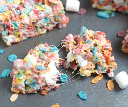 Marvelous Microwave Fruity Pebble Marshmallow Treats Fruity Pebbles Marshmallow Treats Boys Baker Fruity Pebble Treats No Marshmallows Fruity Pebble Treats