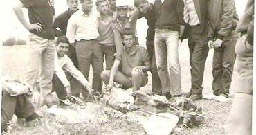 1966 εκδρομη στο Λιτόχωρο... Β Λυκειου