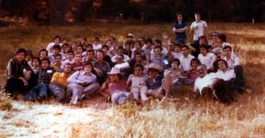 Απόφοιτοι σχολ. έτους 1976-77