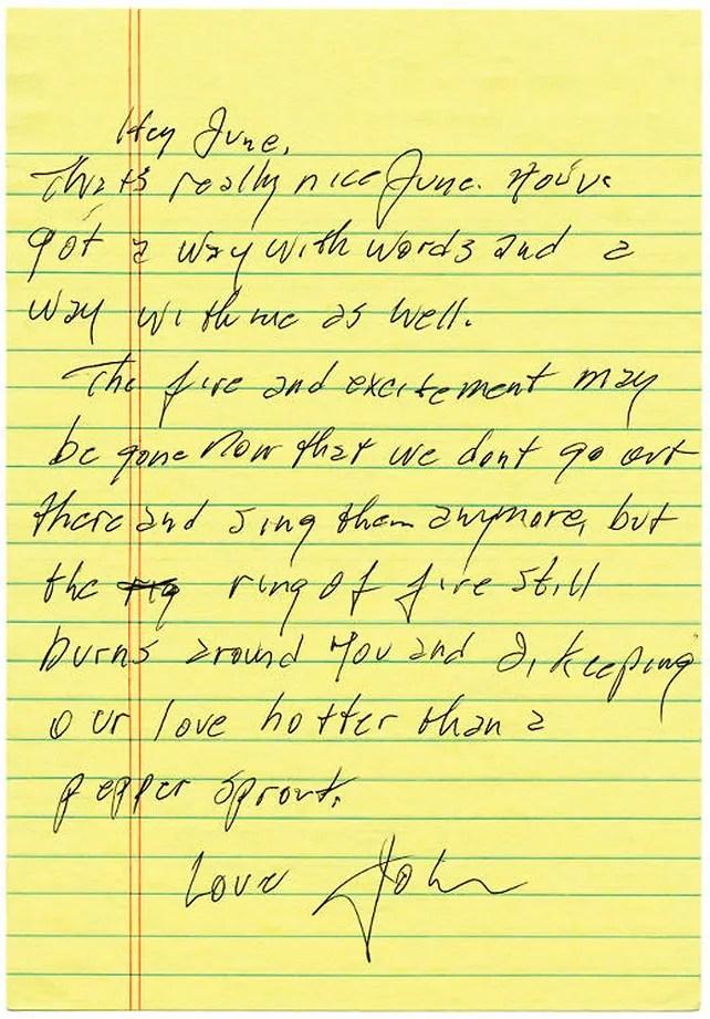 "Johnny Cash: ""The ring of fire still burns"""