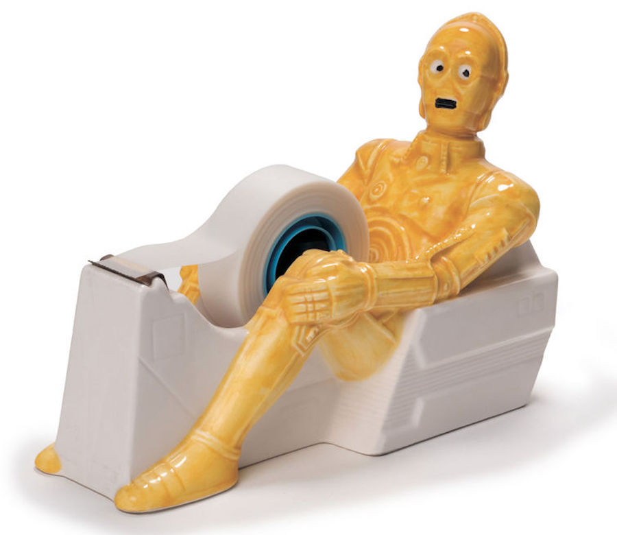 c3po-tape-dispenser