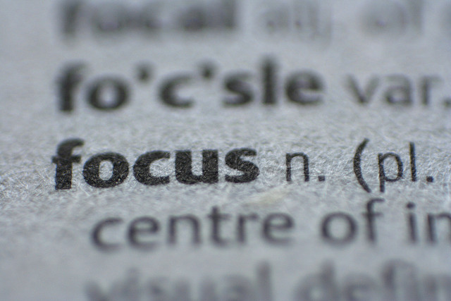 improve your focus