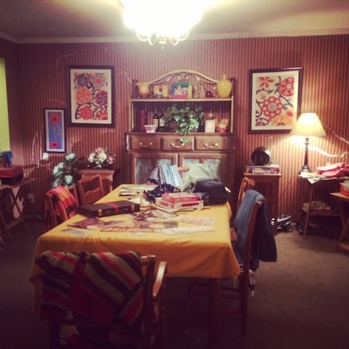 The Middle Set - Dining Room