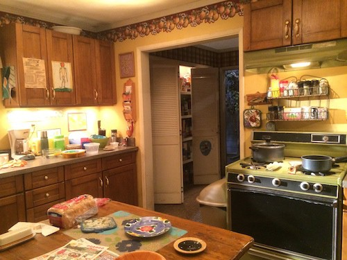 The Middle Set - Kitchen Stove - #ABCTVEvent