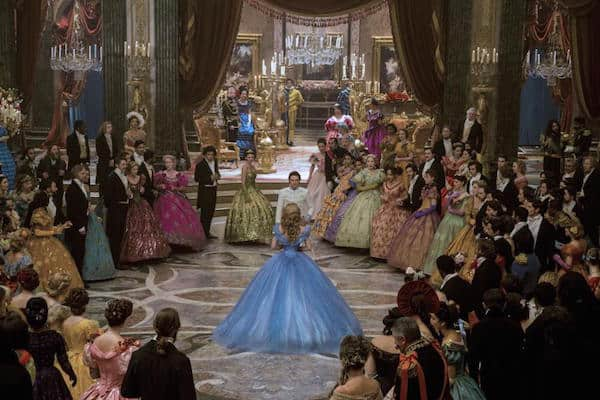 Cinderella Movie- Ballroom