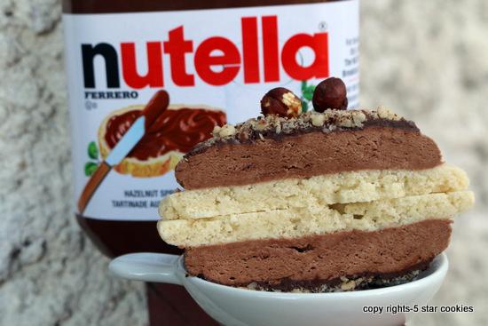 5starcookies Nutella