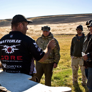 A Look at Precision Rifle Training