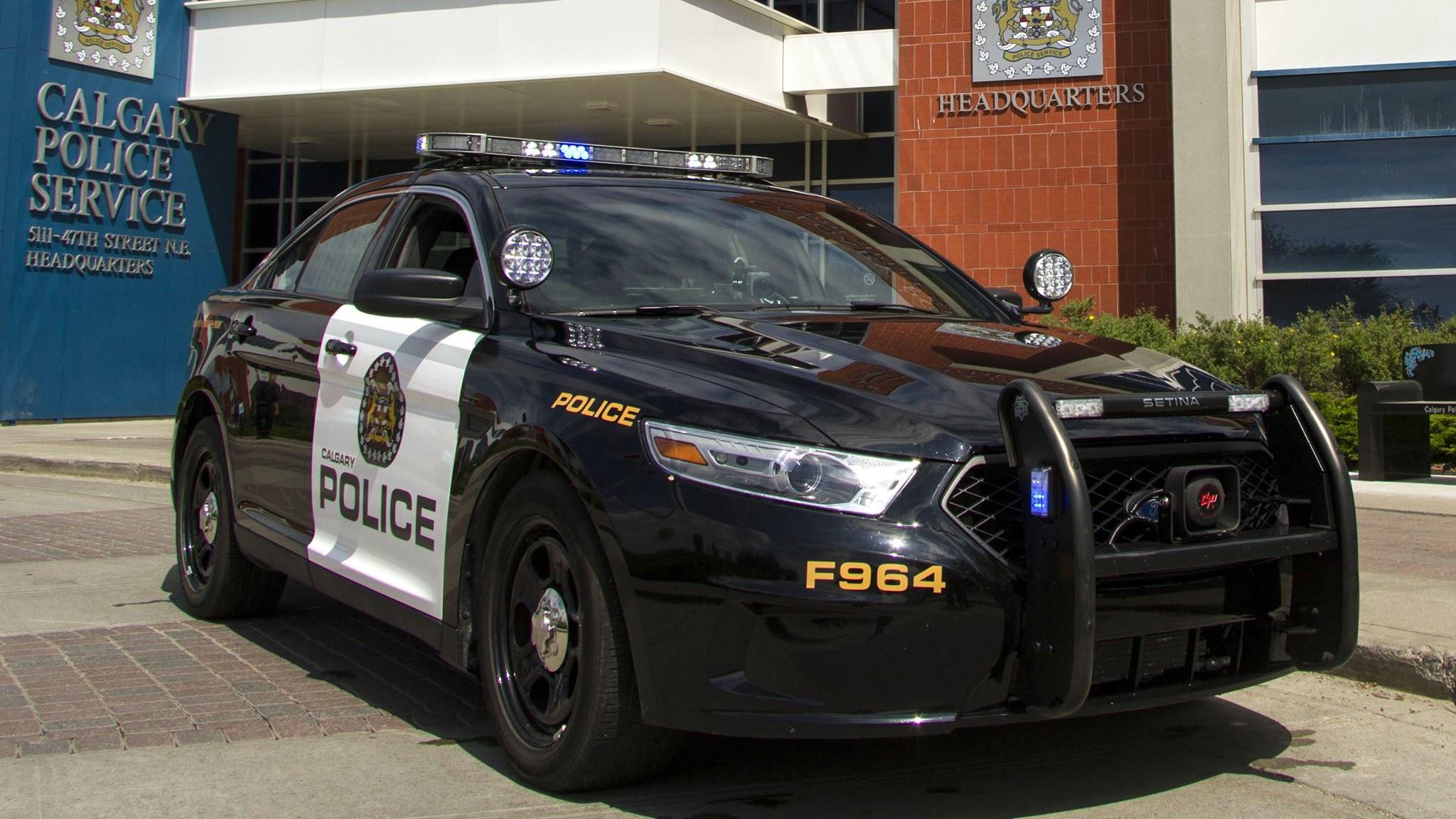 Ford Car Wallpaper Police Facebook