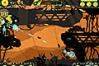 [侵略してきた人間どもを砲台とかでやっつける防衛シューティングゲーム]Freedom Tower 2